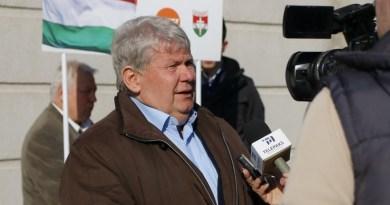 Süli János, tárca nélküli miniszter, országgyűlési képviselő. Fotó: Molnár Gyula/Paksi Hírnök