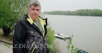 Az én városom – 2019.04.24. – Takács Lajos