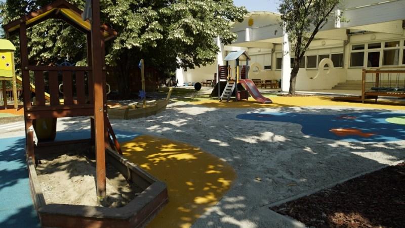 Több játék fejleszti a gyerekek ügyességét. Fotó: Szaffenauer Ferenc/Paksi Hírnök
