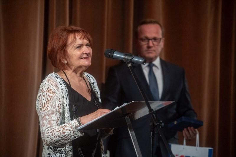 Kernné Magda Irén. Fotó: Babai István/Paksi Polgármesteri Hivatal