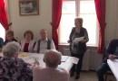 Közgyűlés és közös ebéd a városi nyugdíjasklubban