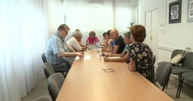 Megbeszélést tartott a városépítő bizottság