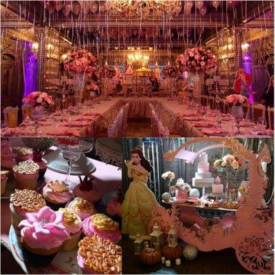 Филипп Киркоров в честь 4-летия дочери устроил детский праздник в ресторане «Турандот»