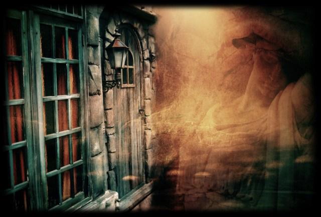 Creepy Door