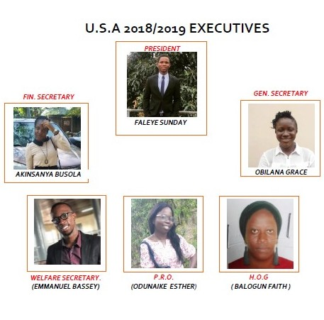 usa club 2019 executives