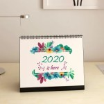 Year 2020 : How to make Personalized Calendars in 3 Steps