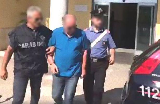 Capriati al Volturno. Perseguitava l'ex moglie e il suo nuovo compagno: arrestato 57enne