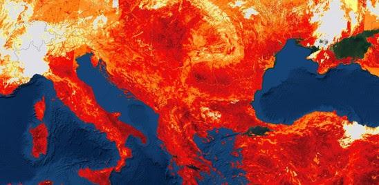 ESTATE DI FUOCO NEL SUD ITALIA: 800 ROGHI NELLE ULTIME 24 ORE. LA SICILIA CHIEDE AIUTO ALLA PROTEZIONE CIVILE NAZIONALE