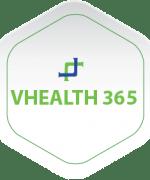 VHEALTH 365 Logo