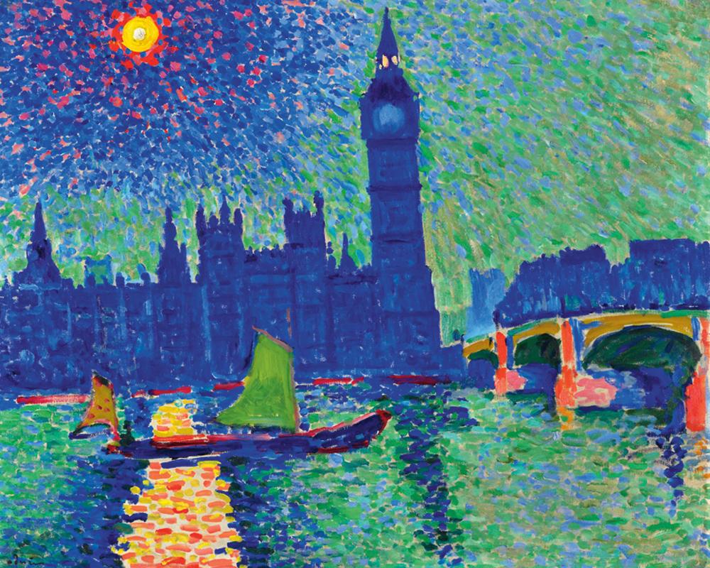 Quand Derain Et Matisse Rvolutionnrent La Peinture Avec