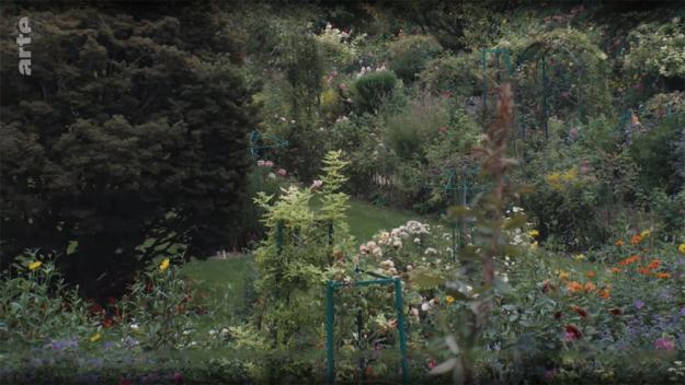 Le jardin de Giverny, Clemenceau dans le jardin de Monet, Chronique d'une amitié.