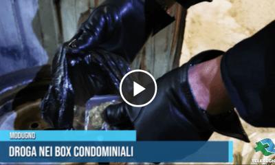 Nascondevano la droga in alcuni box metallici all'interno di atri condominiali nella zona Santa Cecilia al confine tra Modugno e il Quartiere San Paolo di Bari.