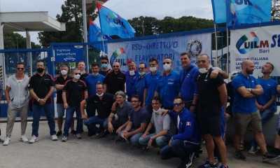 lavoratori RIV SKF Bari