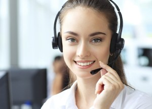 Telerep live answering service for home health care services