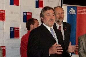 Jorge Atton, subsecretario de Telecomunicaciones. Imagen: Subtel.