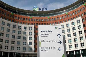 Edificio de KPN en La Haya, Países Bajos