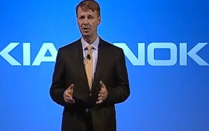 Risto Siilasmaa, Interim CEO and Chairman of the Board of Directors de Nokia