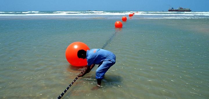 Tramo de playa de GCN. Imagen: Loret Group.