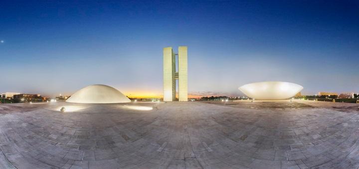 Congreso Nacional de Brasil. Imagen: Ana Volpe/Agência Senado.