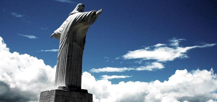 Alto do Cruzeiro en Gravatá, Pernambuco. Imagen: Thaysa Meirelles/Flickr.