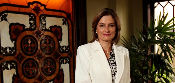 Maryleana Méndez, presidenta del Consejo de Sutel