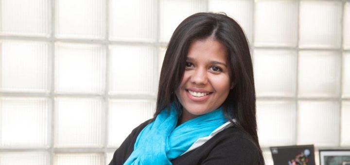 Yesika del Carmen Padilla Yanez, encargada del proyecto de Pague Digital en el Mintic. Imagen: Mintic