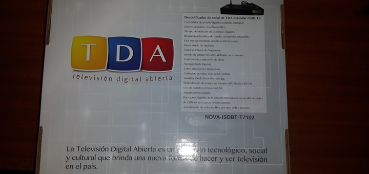 Decodificador de TDA