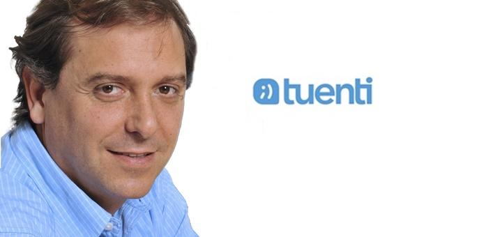 Patricio Lobos, director de Tuenti en Argentina. Imagen: Telefónica