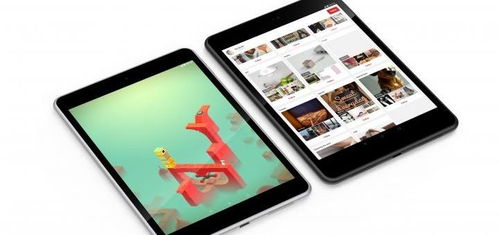 Tableta Nokia N1. Imagen: Nokia