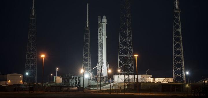 Imagen: SpaceX
