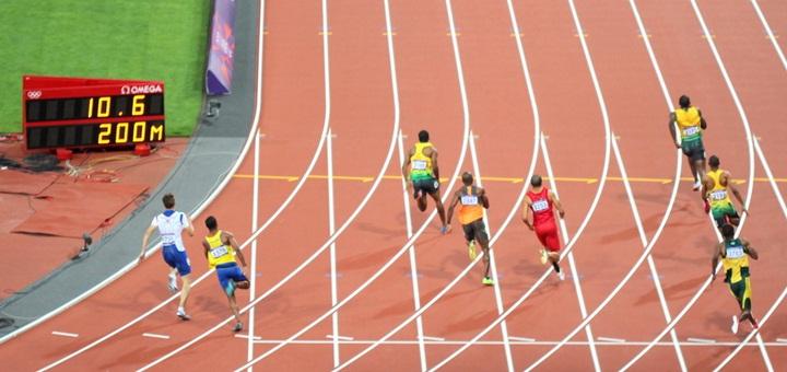 Juegos Olímpicos. Imagen: Flickr.