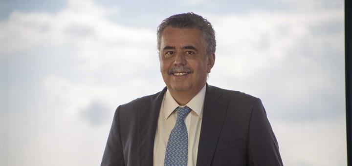 Jaime Peláez, CEO de Internexa. Imagen: Internexa