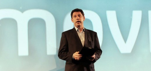 Marcelo Tarakdjian, gerente General de Telefónica Uruguay. Imagen: Movistar.