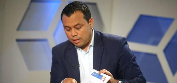 Andrés Eloy Méndez,,director de Conatel. Imagen: Conatel.