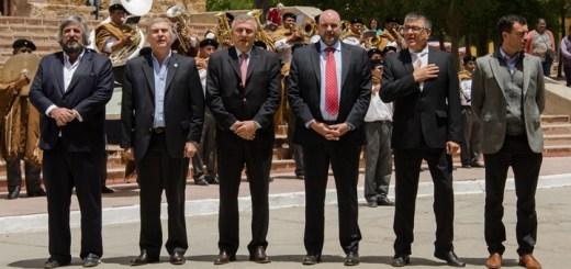 Inauguración de red LTE en La Quiaca, Jujuy. Imagen: Telecom Argentina.