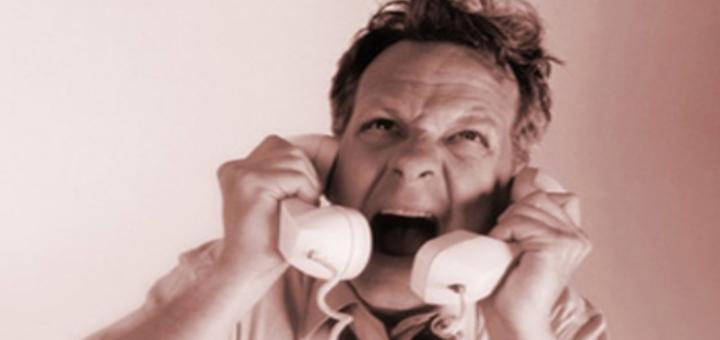 Quejas de usuarios de telecomunicaciones.