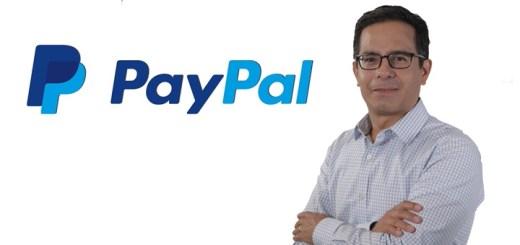 Federico Gomez Schumacher, director general de Hispanoamérica Para PayPal. Imagen: PayPal