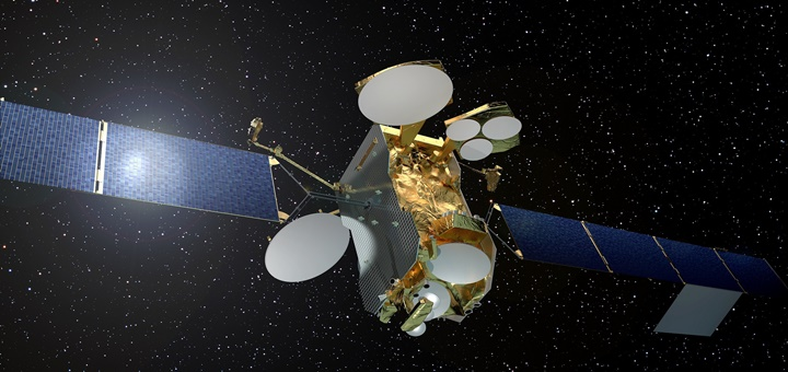 Imagen: Eutelsat.