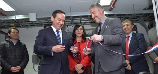 Chile inauguró laboratorio de certificación. Imagen: Subtel.