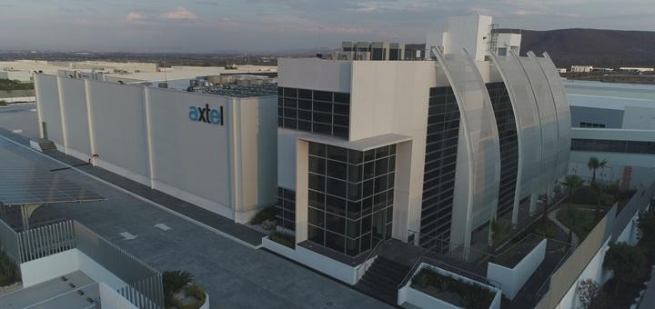 Centro de datos de Axtel. Imagen: Axtel