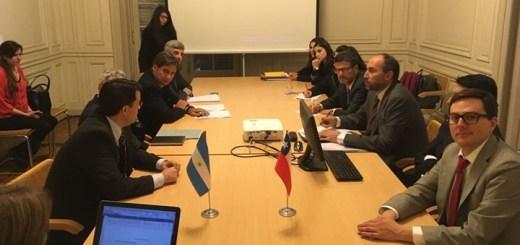 Acuerdo comercial bilateral. Imagen: Direcon Chile.