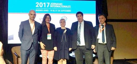 """Panel """"La regulación de la TV no lineal en América Latina"""". Imagen: TeleSemana.com"""