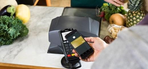 Android Pay. Imagen: Google Brasil.