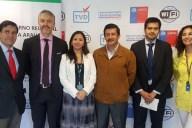 Chile presenta piloto de roaming nacional. Imagen: Subtel.