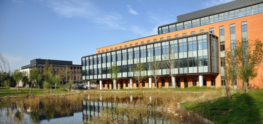 Centro de Investigación de Huawei en Beijing. Imagen: Huawei