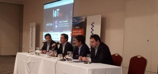 El gobierno argentino estuvo presente en Cabase IoT Day. Imagen: TeleSemana.com