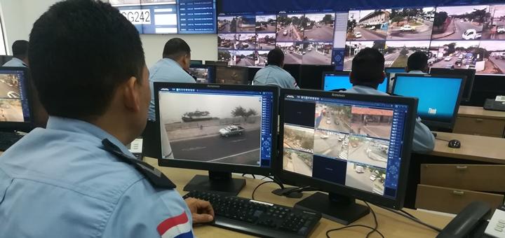 Sistema 911. Imagen: Conatel Paraguay.