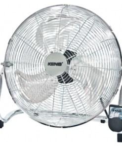 Podni ventilator sa metalnim krilcima