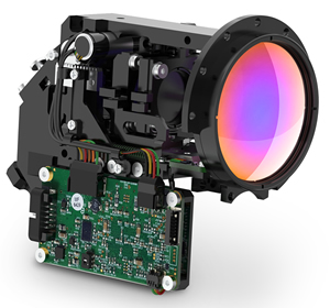 MKS Launches Ophir MWIR Folded Zoom Lens with Disruptive Range and SWaP Capabilities for Drone and Small Gimbal Applications