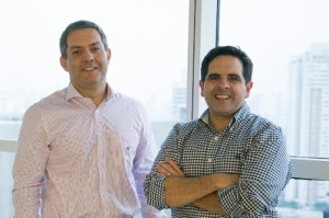 José Stella e Rafael Somoza - QMC - torres e antes